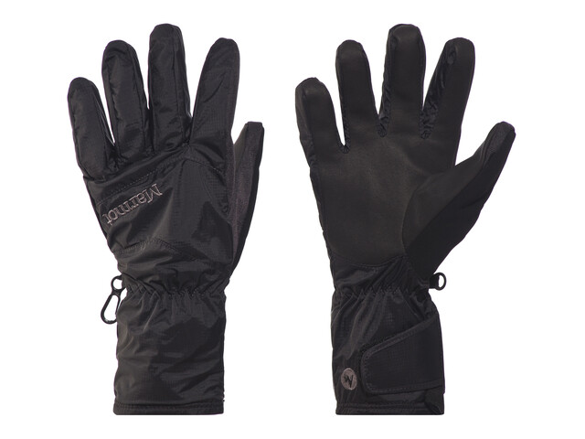 Marmot PreCip Undercuff Gloves Men Black